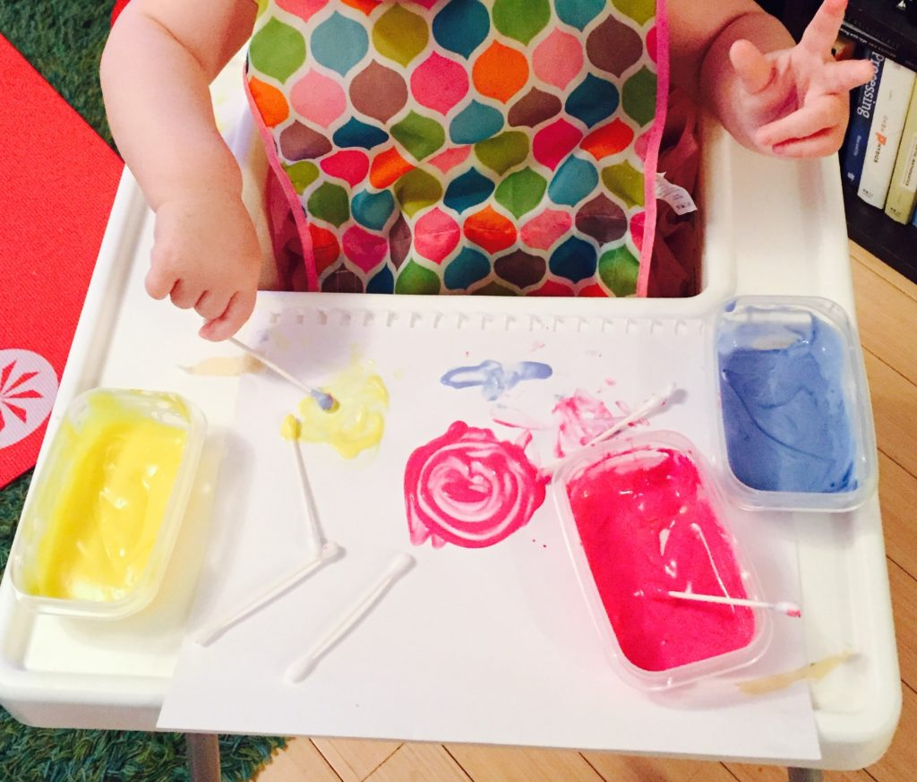 Finger painting activities, Tuesday box of activities, play ideas for toddlers, activities for one year old, montessori activities for a toddler, development promoting activities for toddlers, activities for 13 month old, activities for 14 month old, activities for 15 month old, activities for 16 month old, activities for 17 month old, activities for 18 month old, activities for a toddler, activities for one year olds, activities for two year olds