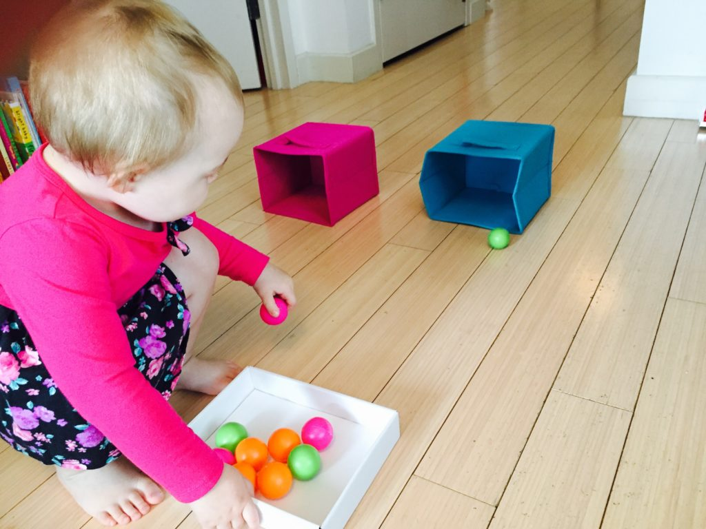 18 Month Old Toys For A Ball : Learning activities for month olds toddler