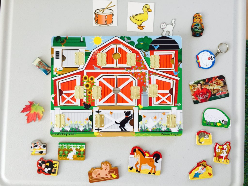 Hide and Seek Board memory game