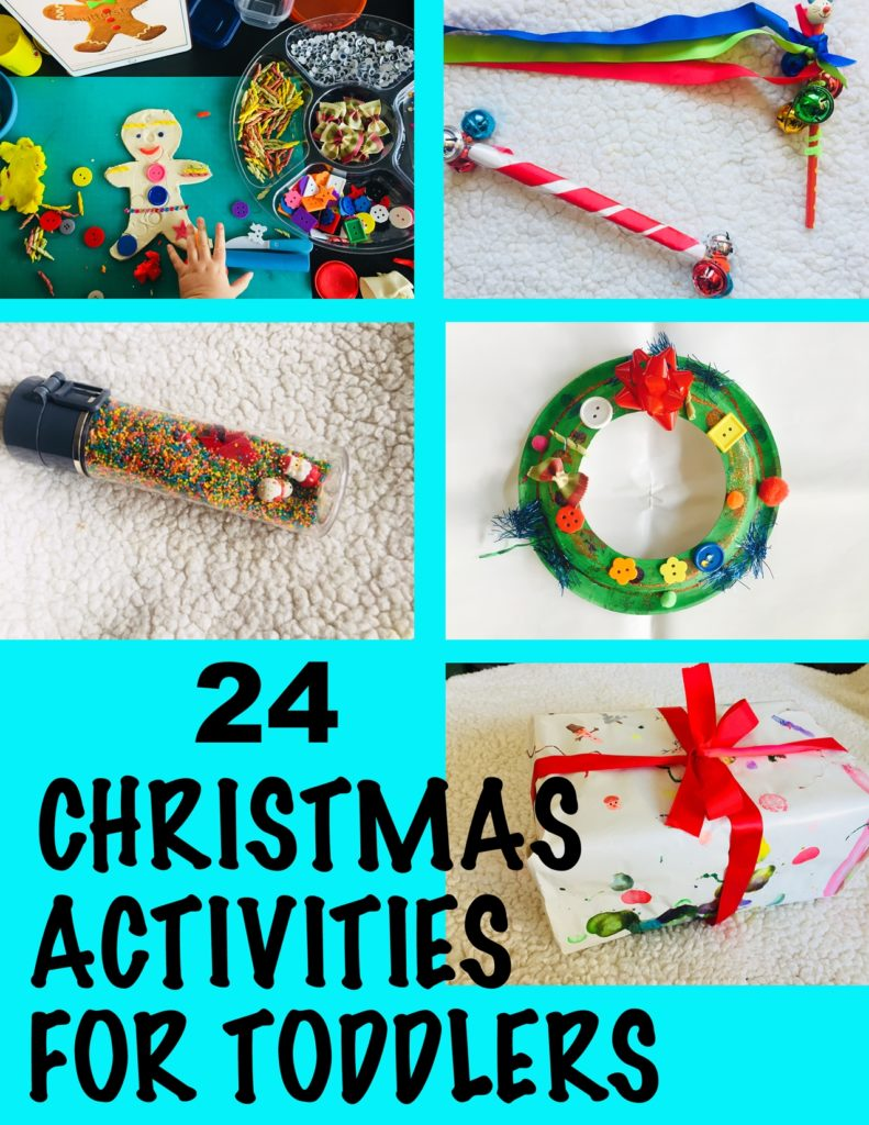 Advent Calendar Ideas Toddlers : Advent calendar for toddlers christmas winter activities